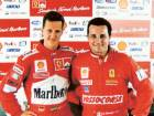 The man who tested with the legend Schumacher