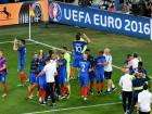 Griezmann double sends France into final