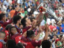 Nearly-men no more as Portugal stun France