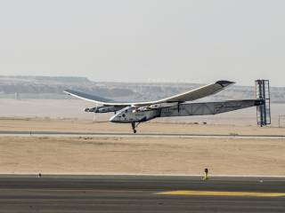 Solar Impulse flight has come full circle