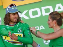 Sagan wins Tour 11th stage as Froome gains time