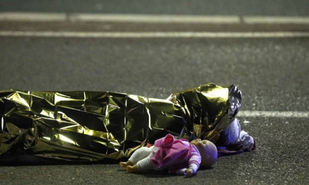 In pictures: Bastille Day truck attack aftermath