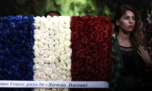 Pictures: World mourns Nice victims