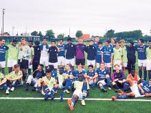 IJF head to Sweden for Gothia Cup in good form
