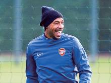 Henry wants to manage Arsenal in the future