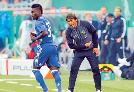 My way or the highway, Conte tells Chelsea