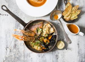 Love European seafood? Here's a celebration