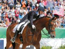 Olympic Dressage competition guide
