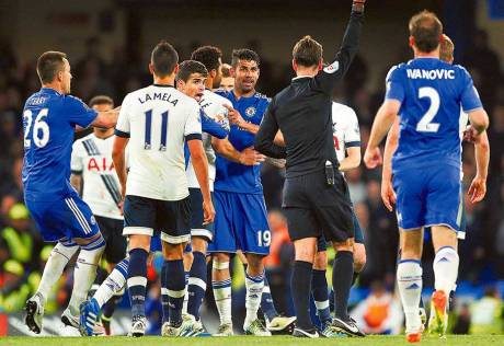 Referees to blow the whistle on bad behaviour