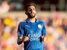 Ranieri says Mahrez is staying at Leicester