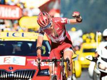 Zakarin wins but Froome bolsters title claim