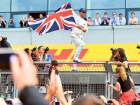 Hamilton sweats over record fifth Hungary win