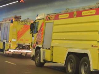 Labour accommodation hit by fire