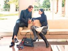 Salvatore Ferragamo's all about luxury living