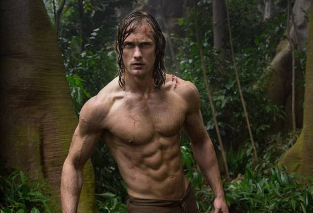 'The Legend of Tarzan' film review