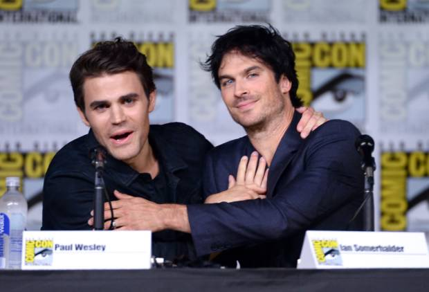 Comic-Con: 'Vampire Diaries' ends after season 8