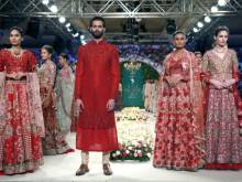 India couture: Varun Bahl reinvents silhouettes