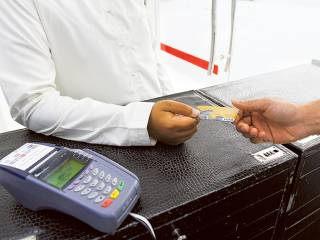 Fines for imposing fees on credit card payments