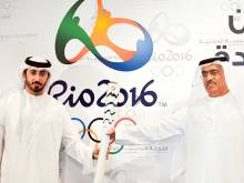 Lucky 13 to fly UAE flag at Rio Olympics
