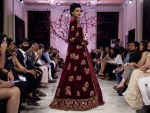 India couture: Rohit Bahl's ode to Russia