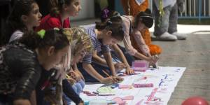 UN summer camps give respite to Gaza youths