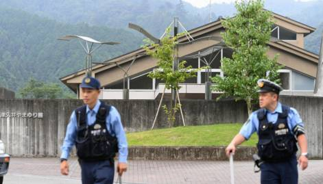 Knife attack leaves 19 dead at Japan care home