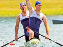 Russian canoeists' hopes sink in rough waters