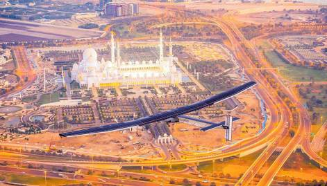 In Pictures: Timeline of Solar Impulse 2