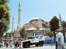 Turkey sees over 40% drop in visitors