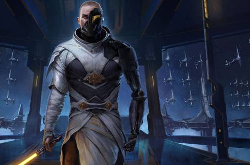 Get ready to take on Arcann in Star Wars: TOR