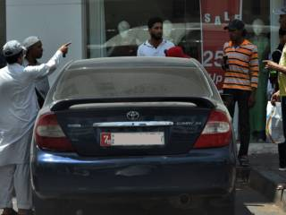 Cabbies cry foul over illegal taxi runs
