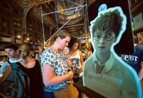 Porto, the town that inspired 'Harry Potter'