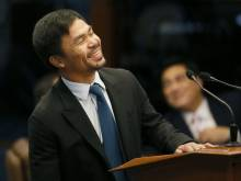 Icon Pacquiao confirms ring return