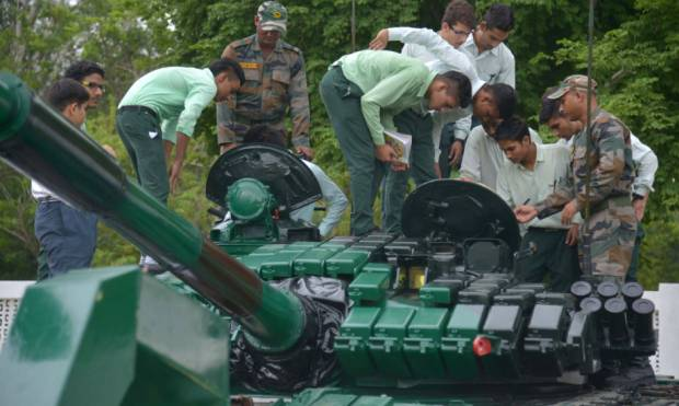 Pictures: Indian Army exhibition in Amritsar