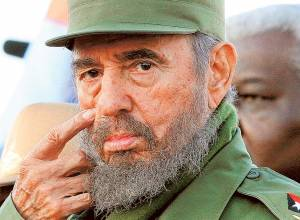 Fidel Castro: 90 years in snapshots