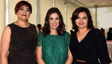 Note Cosmetics launch in Dubai