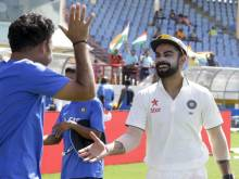 India skittle West Indies to clinch series