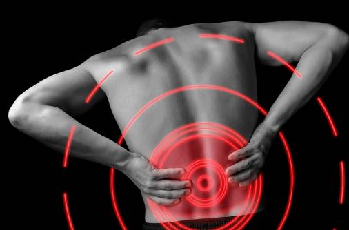 'I have been suffering from regular back pain'