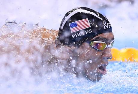 Phelps breaks record set in 152BC