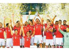 Ancelotti delighted with debut trophy win