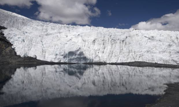 In pictures: Peru's melting glaciers