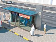 Sharjah to have AC bus shelters