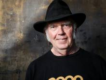 Neil Young to be on Dan Rather's show