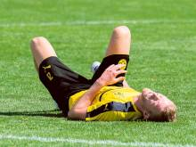 Schuerrle laid low on Dortmund debut
