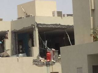 Gas explosion destroys Dubai apartment