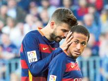 Pique: Barca to shine from Neymar's golden glow