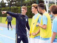 Manchester City to start expanded UAE coaching