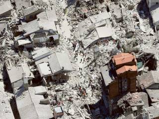 159 killed in Italy quake disaster