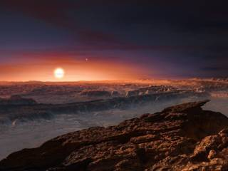 Habitable planet found in next solar system