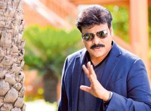 Chiranjeevi's next to be produced by Geetha Arts